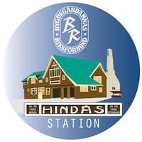 Hindås station