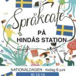 Språkcafé på nationdagen
