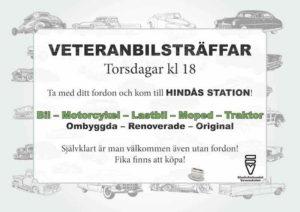 Veteranbilsträff