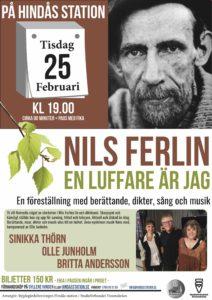 Nils Ferlin - En luffare är jag...